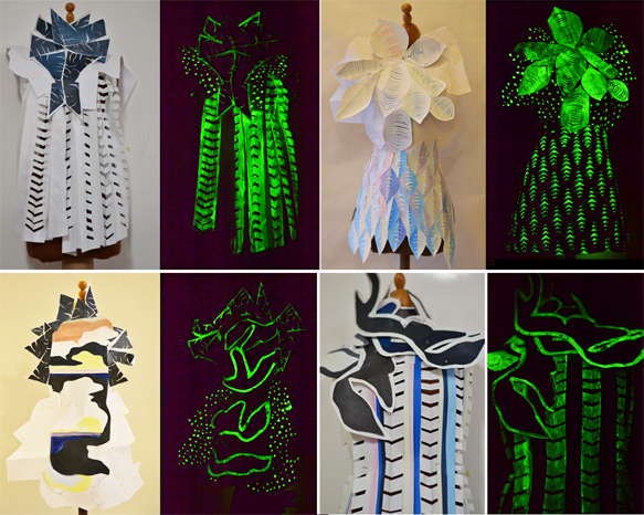 kostume-skitser