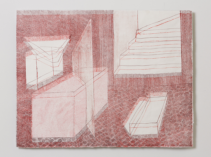 10disturbing2-color-lithography-and-pen-60cm-x78cm-2014-ok-corral-copenhagen-2014-img.1