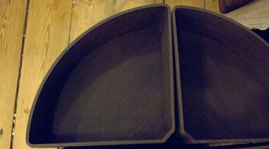 Opbevaringsmøbel til SE udstilling