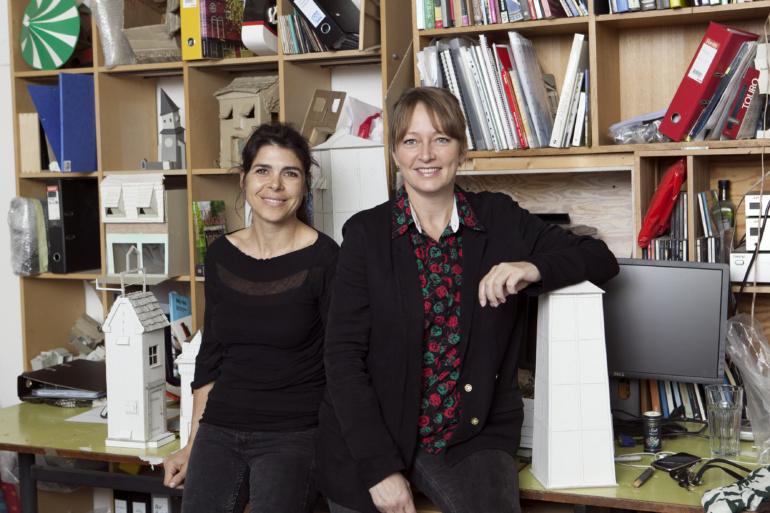 Randi og Katrine