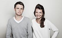 Chudy and Grase – vinder af Time to Design 2014