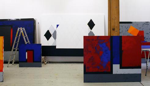 Nye værker fra Harlekins atelier
