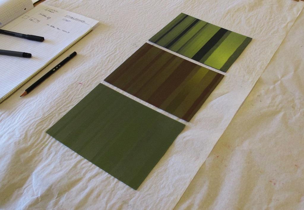 Flerfarvet fotogravure