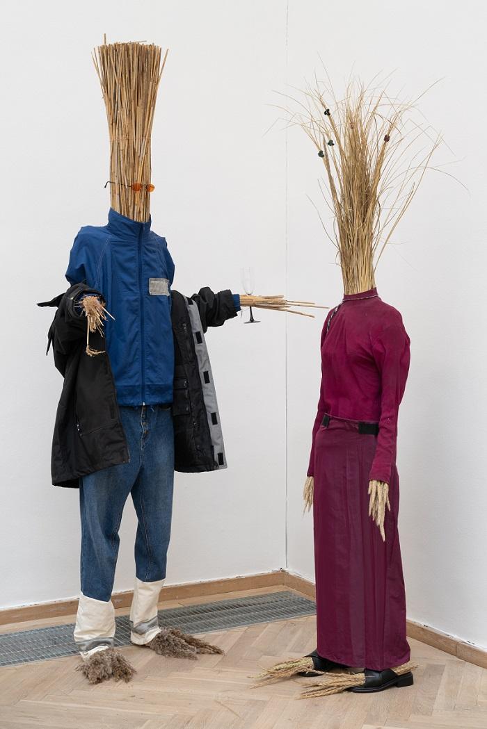 "Rasmus Myrup: Skulpturel installation til ""Heksejagt"""
