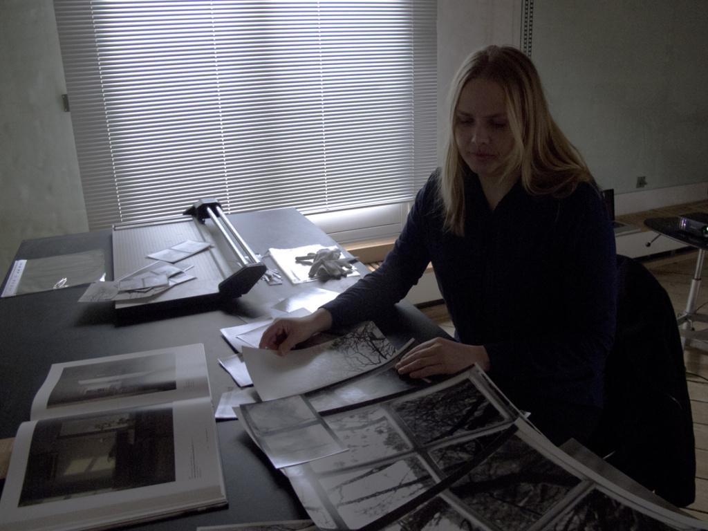 Kristina Kvalviks arbejde med de fire værelser