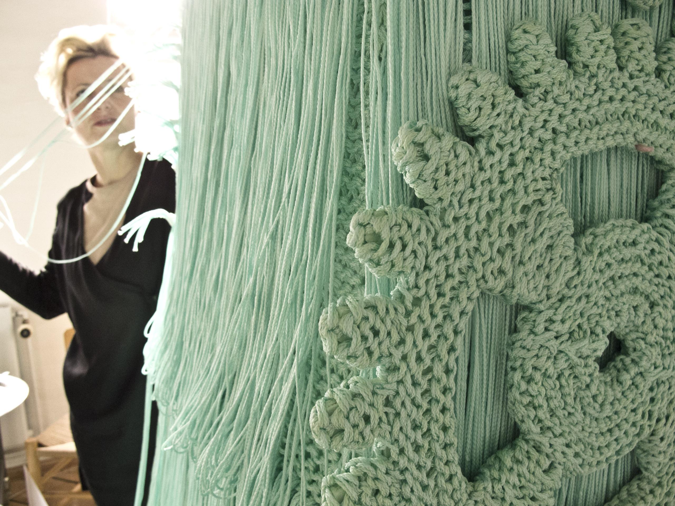Isabel Berglund: Spinning Time Machine + Home Mask Relation