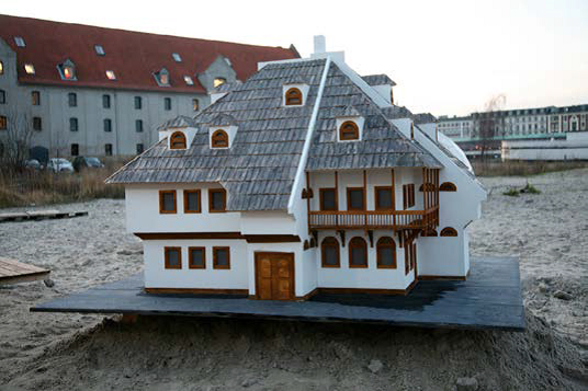Bosnian House Konak (2012 revised 2017)