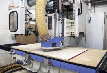 CNC-fræseren