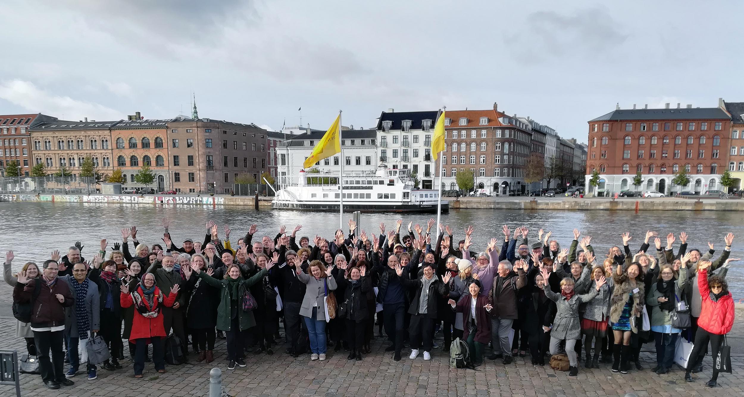 Res Artis Meeting 2017 Copenhagen Denmark Svfk
