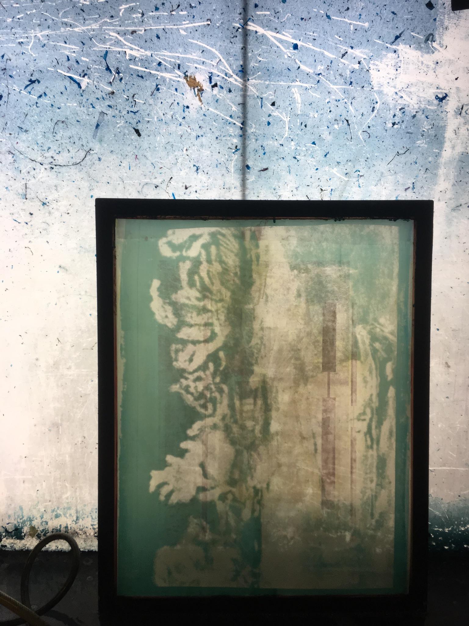 Jan Danebod: (Post-)medie-landskab(s-maleri)