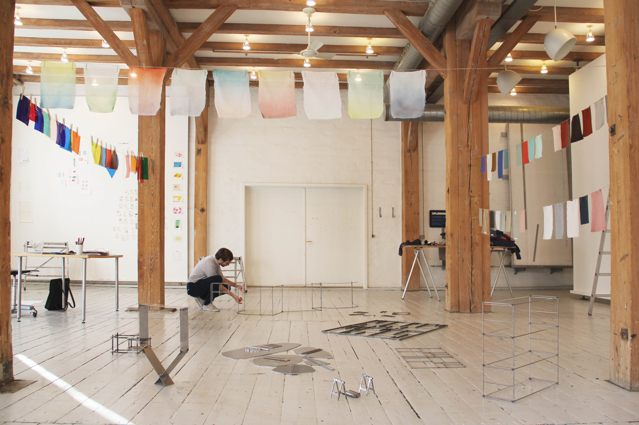 Cristina Gallizioli and Marco Ferrari: Soft architecture