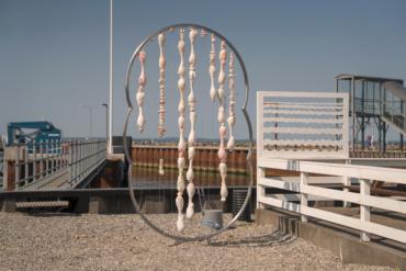 SommerSkulpturSøby 2018, foto: Lærke Posselt