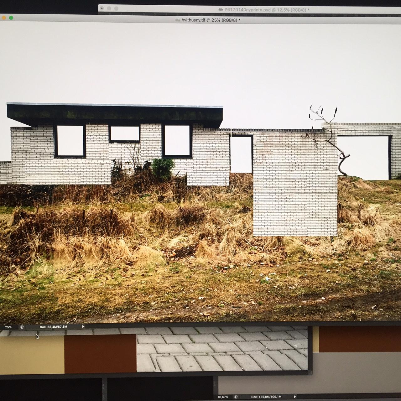 Lotte Agger: Dejligt stort parcelhus