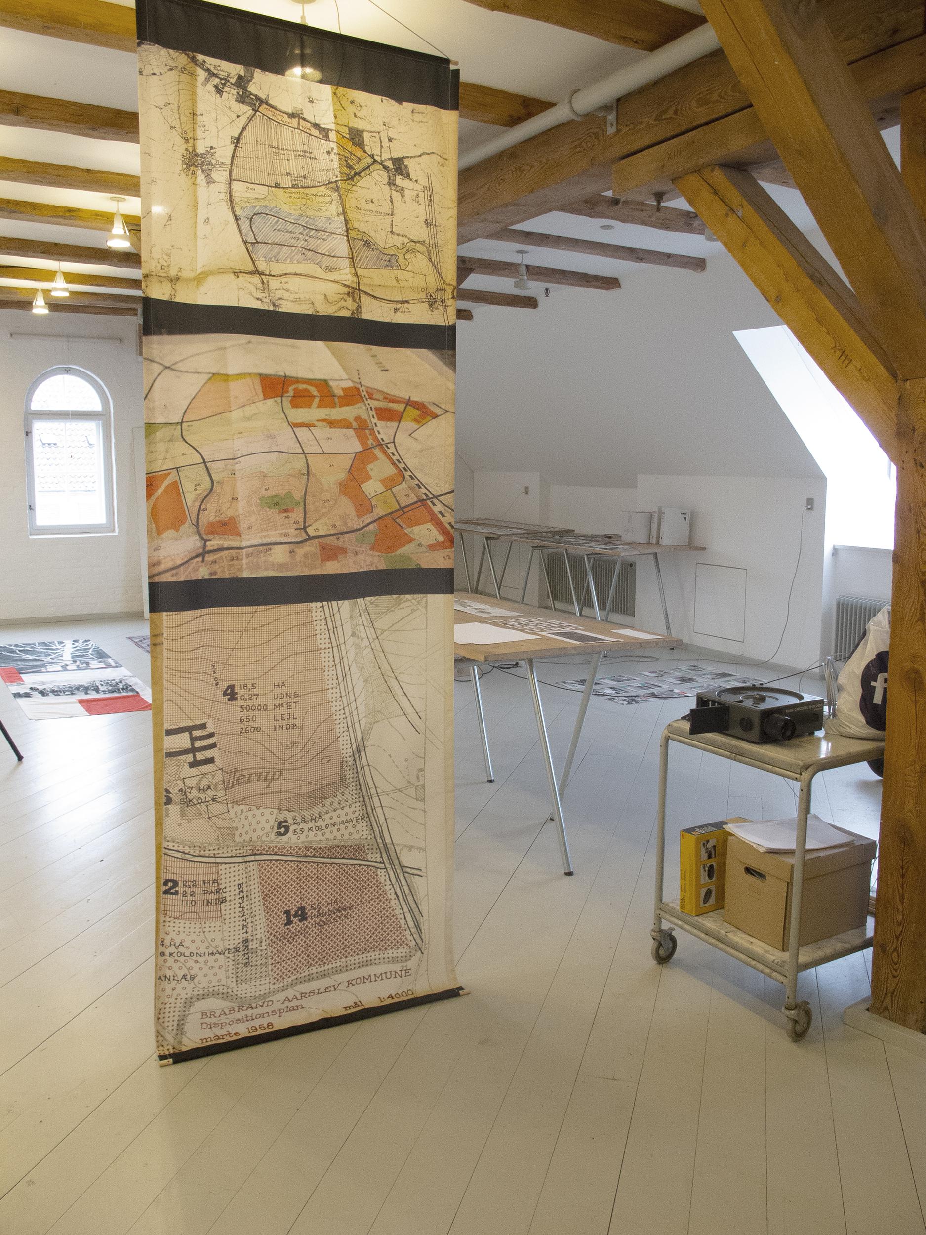 Banner til installation