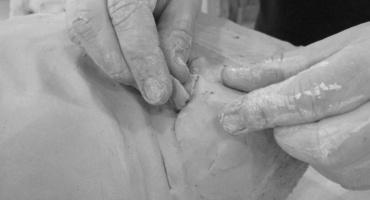 Kursus ler modellering skulpturering Statens Værksteder for Kunst