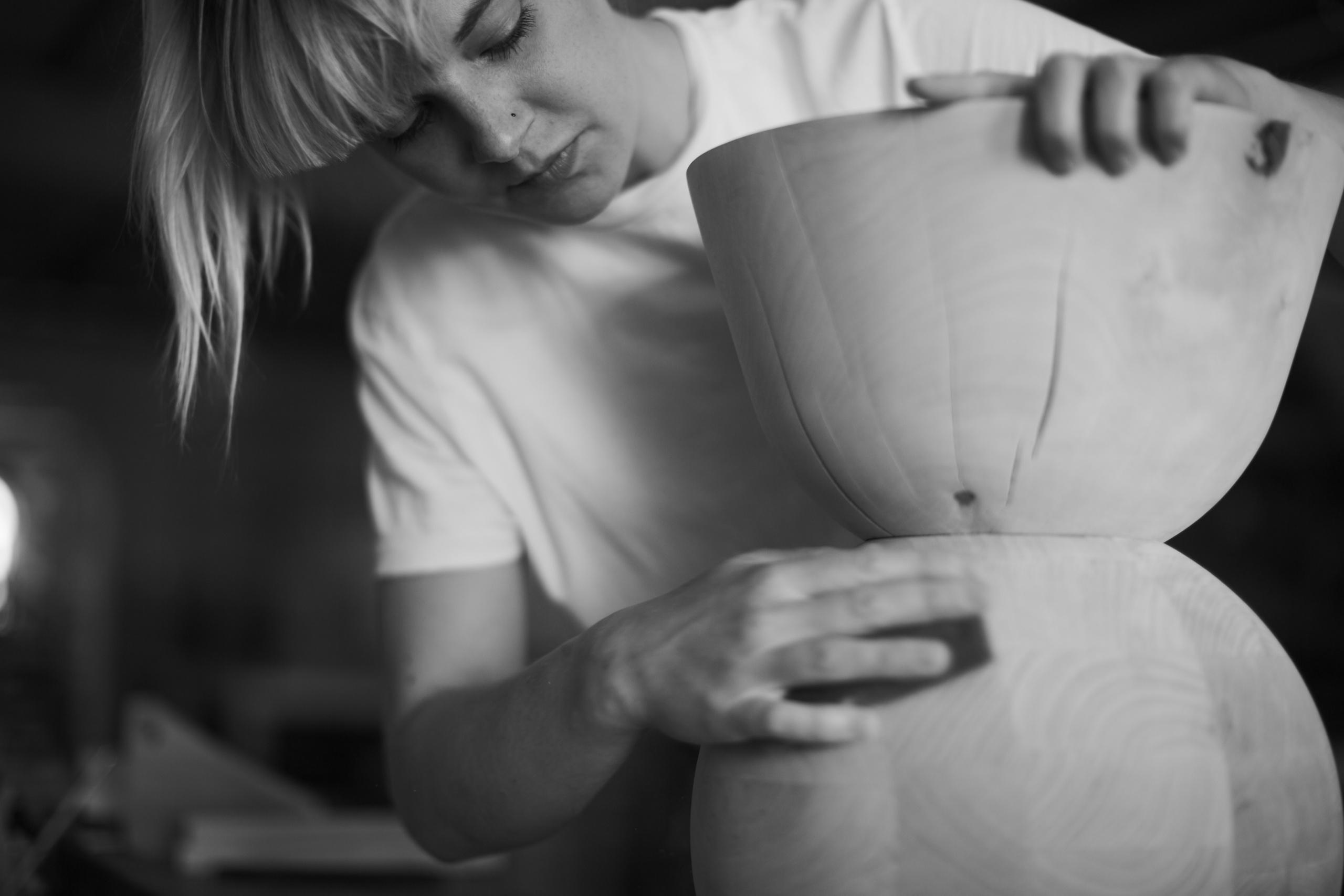Anne Brandhøj Hansen: Touch and Relate
