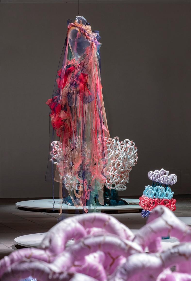 Anne Damgaard: Udstilling Kunstpakhuset