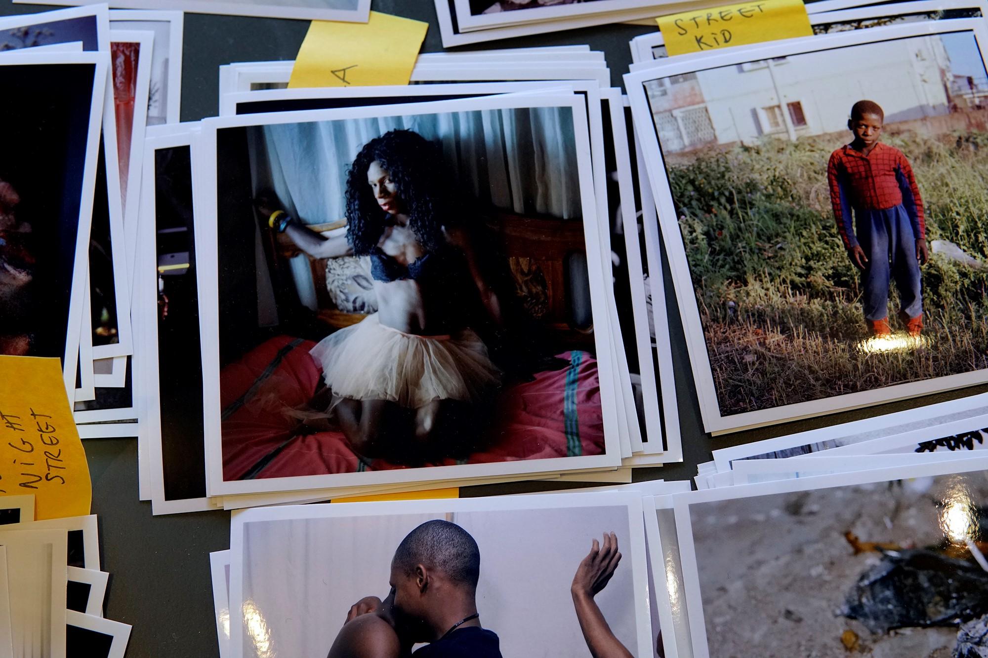 Ditte Haarløv Johnsen: Maputo Diary – bogen