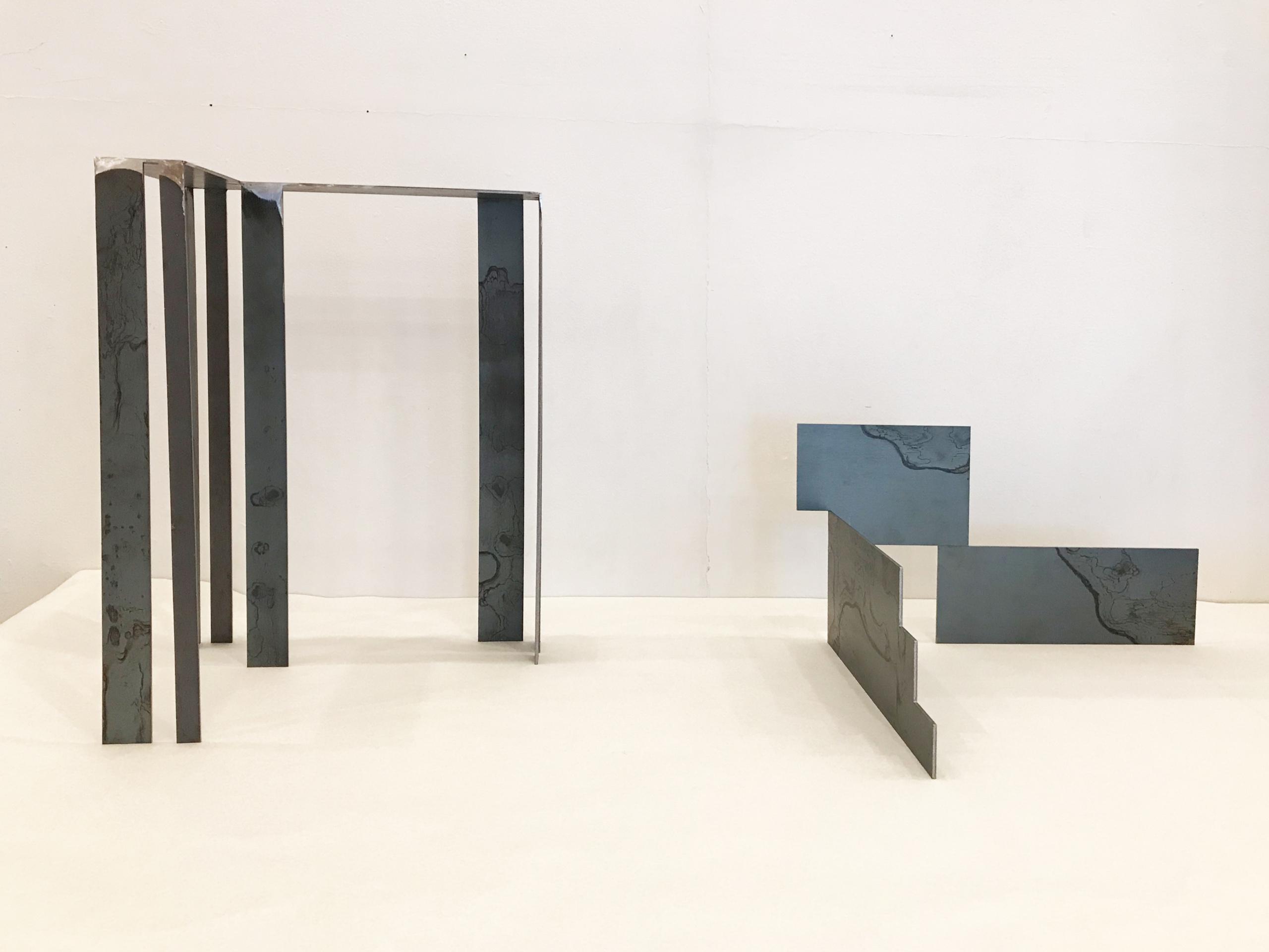 Anne Kristin Kristiansen: Architectonical Sculptures